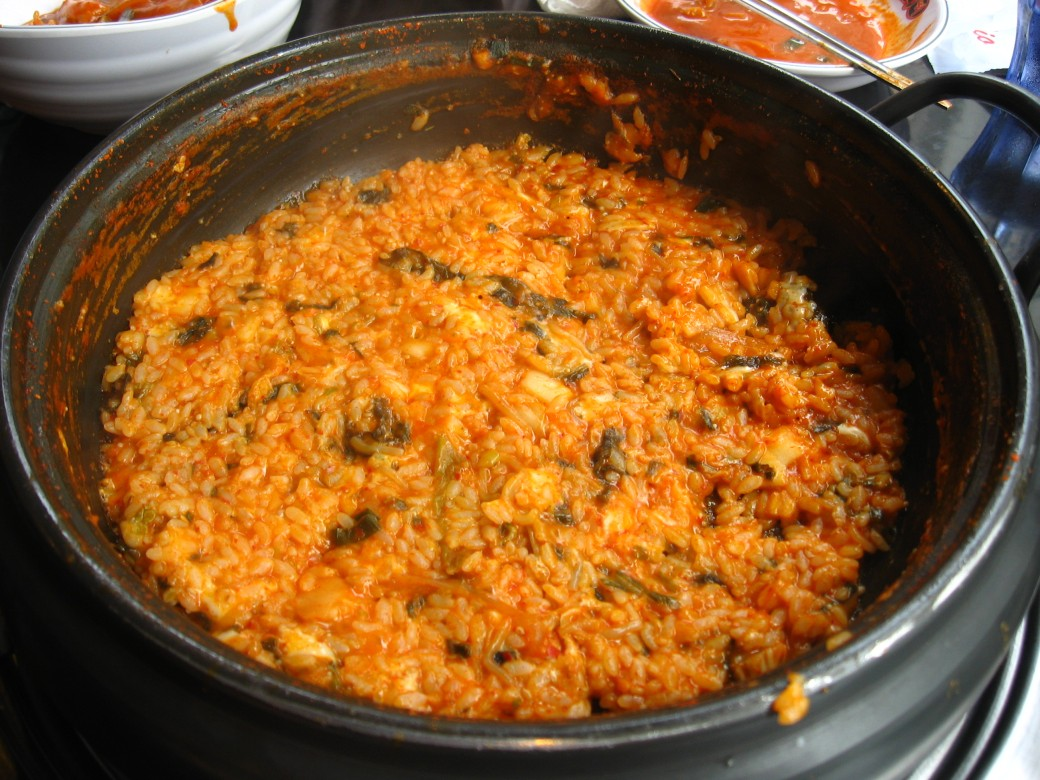 Rice ,cheese and sauce